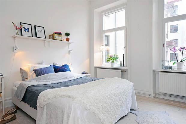 ผ้าปูที่นอน สีขาว ห่มสบาย