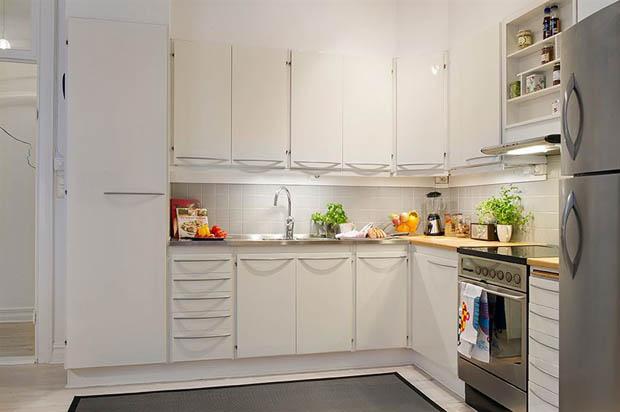 condominium kitchen room design