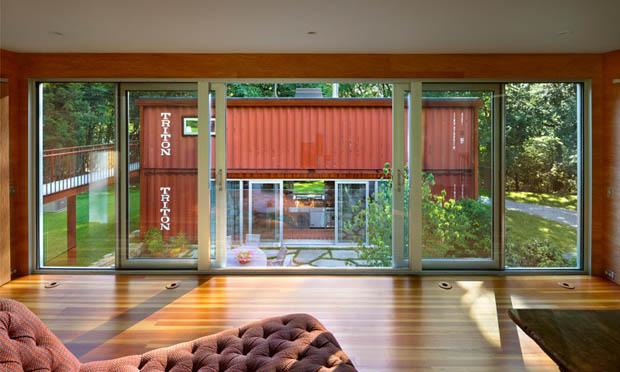 สร้างบ้านตู้คอนเทนเนอร์สวยๆ