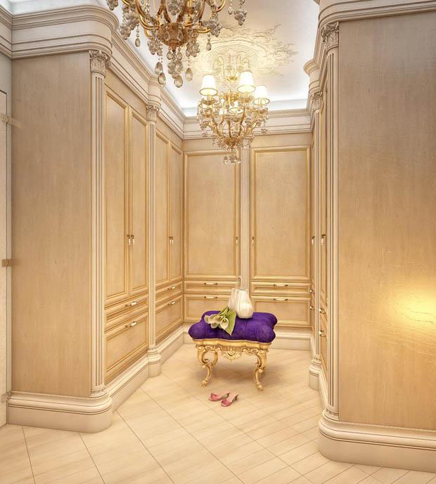แบบห้องแต่งตัว ห้องเสื้อผ้าสวยๆ