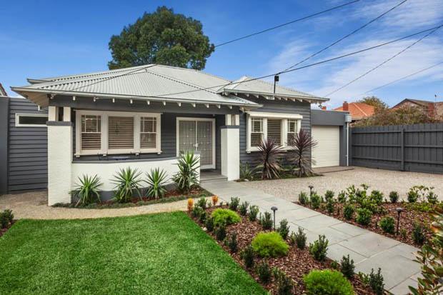บ้านและสวน จัดสวนทางเดินหน้าบ้าน