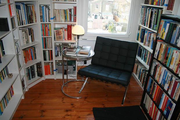 ฮวงจุ้ยห้องหนังสือ