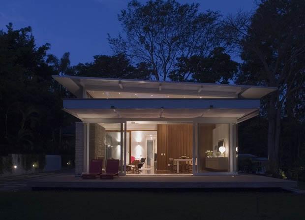 สร้างบ้านเย็น ประหยัดพลังงาน