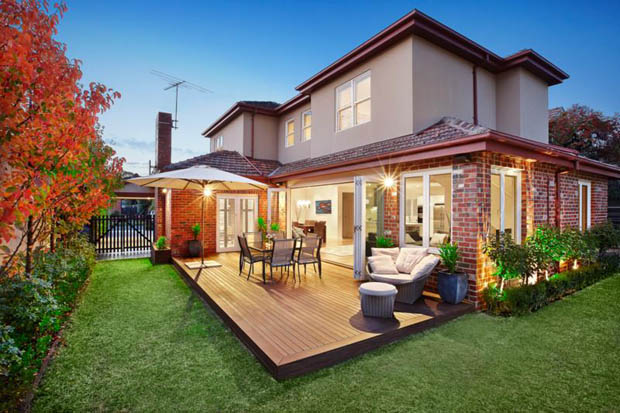 แบบบ้านสองชั้น สวยงามมาก