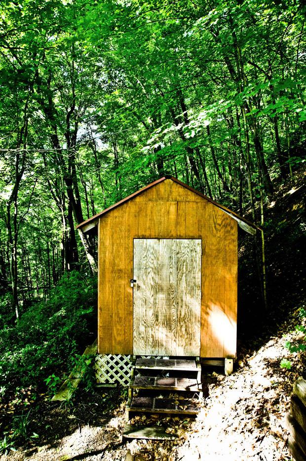 แบบห้องน้ำ นอกบ้าน แยกจากตัวบ้าน