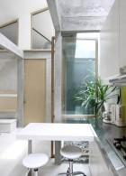 ห้องครัว ออกแบบเฟอร์นิเจอร์ พับเก็บได้