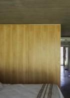 แต่งห้องนอน ผนังคอนกรีต Loft Design