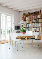 แบบมุมห้องอ่านหนังสือ