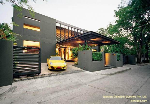 Minimalist Home Design Thailand