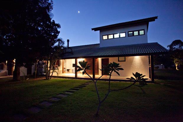 ออกแบบบ้านสวย แนว Tropical