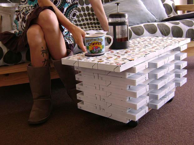 โต๊ะกาแฟน่ารักๆ