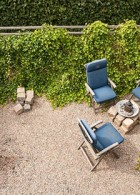 จัดมุมนั่งเล่นในสวนหน้าบ้าน