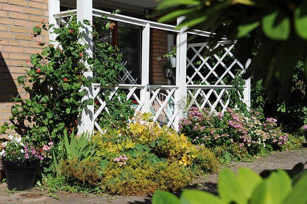 แต่งสวนหลังบ้านน่ารักๆ