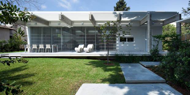 บ้านชั้นเดียว loft modern Pure