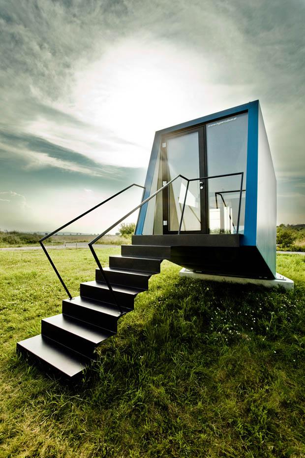 แบบบ้านโมบาย บ้านสำเร็จรูป