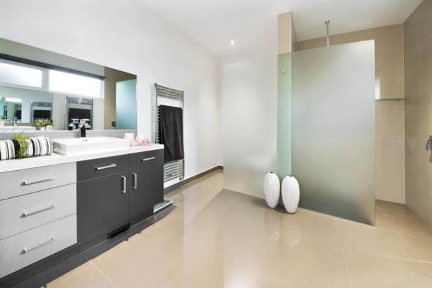 การออกแบบห้องน้ำ ภายในห้องนอน ให้สวยลงตัว