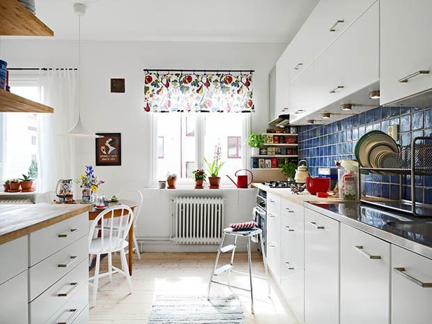 ภาพ : ห้องครัวขนาดเล็ก