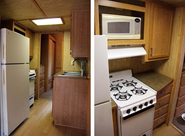 แบบบ้านสำเร็จรูป มีห้องครัว นอน ห้องน้ำ