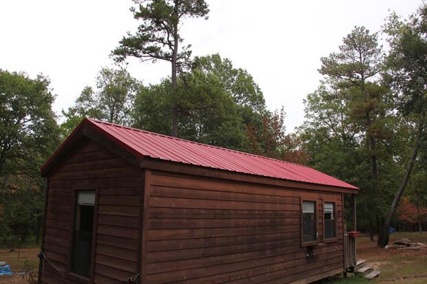 แบบบ้านพอเพียง บ้านไม้หลังเล็กๆ