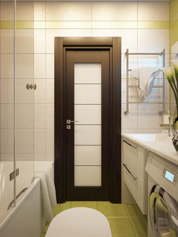 แบบประตูห้องน้ำสวยๆ