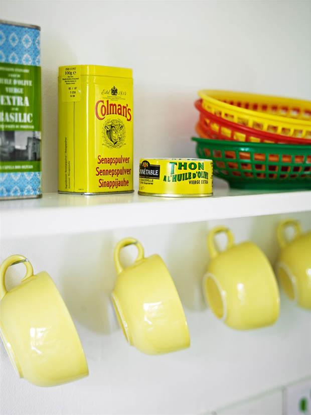 ห้องครัวสีเหลือง