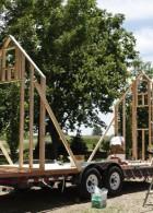 การสร้างบ้านรถ บ้านโมบาย