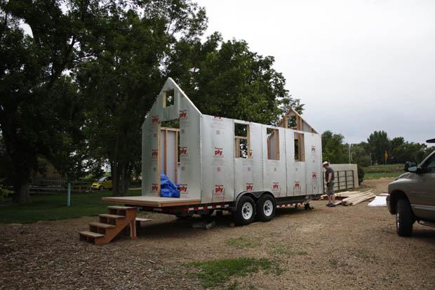 บ้านโมบาย Mobile Car Home
