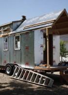 ภาพการสร้างบ้าน บ้านสวยพอเพียง