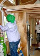 การทาสีภายในบ้าน สีทาบ้าน