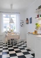 เคาเตอร์ห้องครัวสีขาวสวย