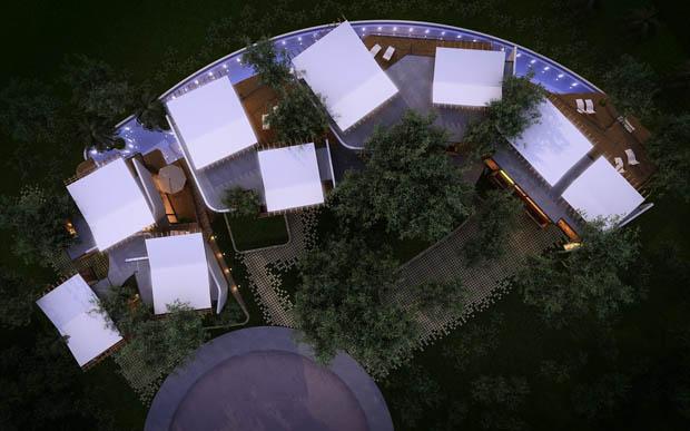 การทำภาพ 3D งานสถาปัตยกรรม