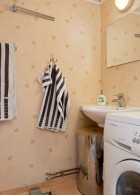 จัดวางเครื่องซักผ้า ในห้องน้ำ