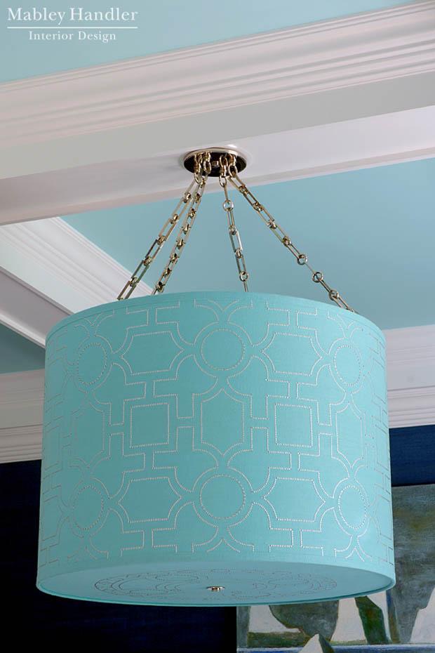 แบบโคมไฟติดเพดาน