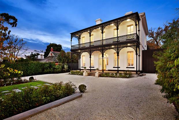 การออกแบบบ้าน สไตล์ Victorian
