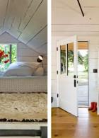 แบบห้องนอนใต้หลังคา