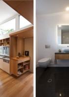 การออกแบบบิลท์อินห้องครัว และห้องน้ำ
