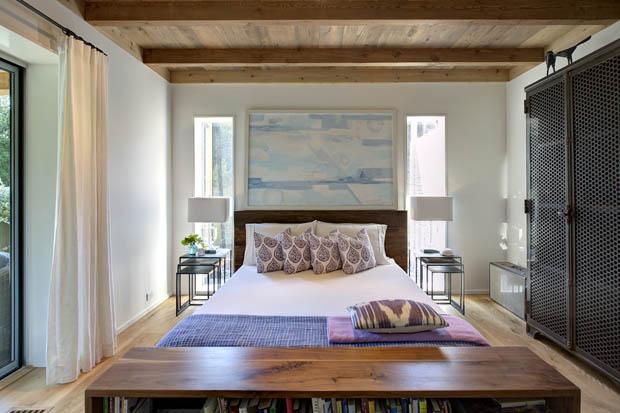 แบบห้องนอนสุดสวย ในบ้านไม้สวยมาก