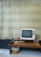 โต๊ะวางทีวี ทำจากไม้
