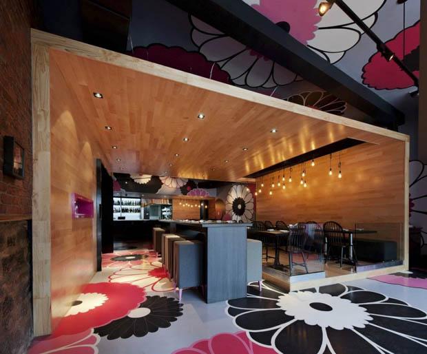 แบบร้านอาหารญ๊่ปุ่น