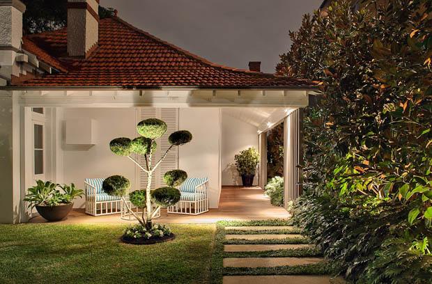 จัดสวนหย่อมสวยๆ หน้าบ้าน