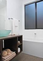 แต่งห้องน้ำสวยๆ นอนอาบน้ำเล่น