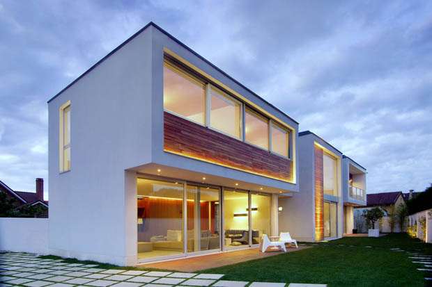 Contemporary Spanish House Designs
