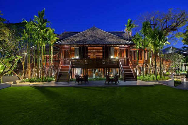ที่พักเชียงใหม่ เป็นบ้านเรือนไทย ล้านนา