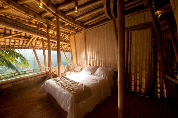 ตกแต่งห้องนอน แนว Eco สัมผัสธรรมชาติ