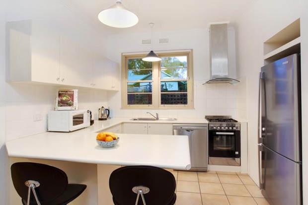 แบบห้องครัว บ้านชั้นเดียว