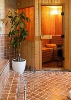 ห้องอบสมุนไพรในห้องน้ำ
