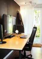 โต๊ะทำงานไม้เท่ห์ๆ