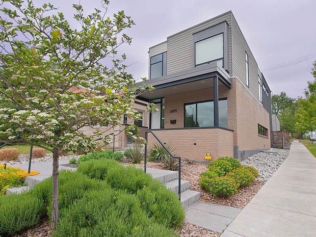 ออกแบบบบ้านสวยสองชั้น