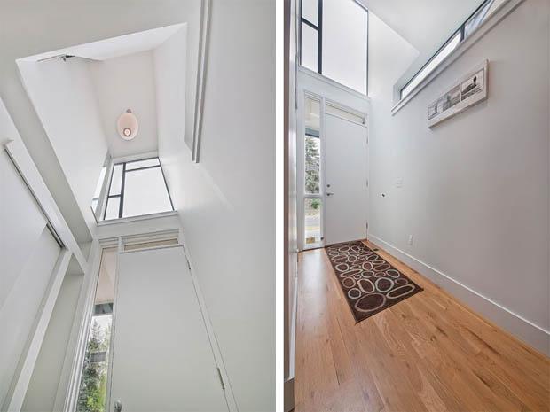 เพดานบ้านสูงโปร่ง