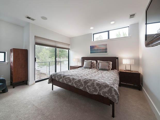 เตียงนอนไม้ยกพื้น